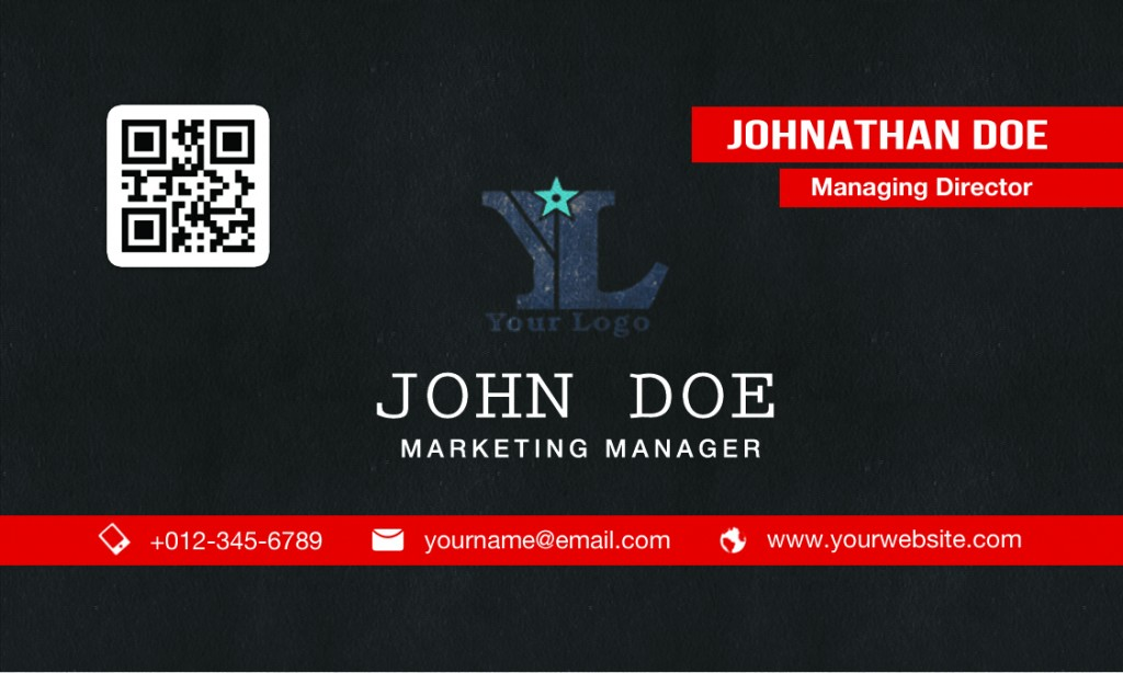 Business Card designs for Industry Influencers